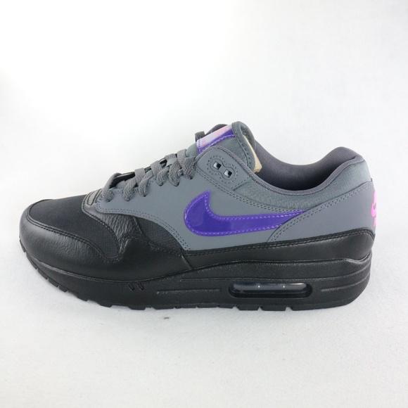NIKE Air Max 1 Fierce Purple AR1249 002 Sneakers NWT